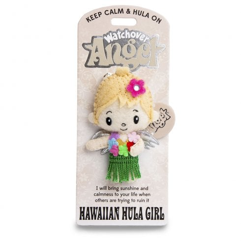 Watchover Angels Hawaiian Hula Girl