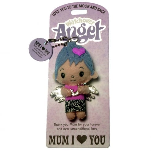 Watchover Angels Mum I (Heart) You
