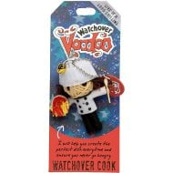 Watchover Cook Keyring Bag Tag