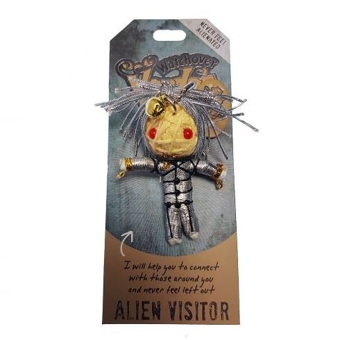 Watchover Voodoo Dolls Watchover Voodoo Alien Visitor