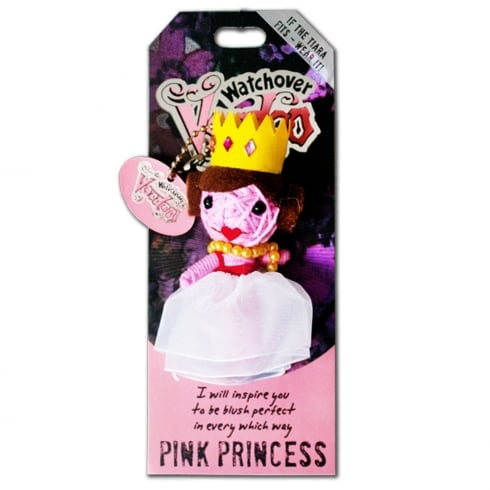 Watchover Voodoo Dolls Watchover Voodoo Pink Princess