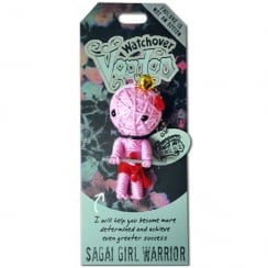 Watchover Voodoo Sagai Girl Warrior