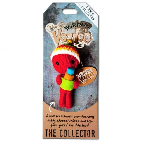 Watchover Voodoo Dolls Watchover Voodoo The Collector
