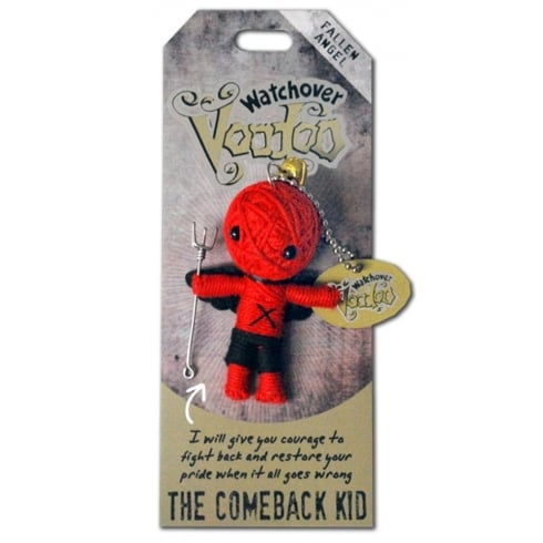 Watchover Voodoo Dolls Watchover Voodoo The Comeback Kid