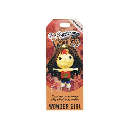 Watchover Voodoo Dolls Watchover Voodoo Wonder Girl