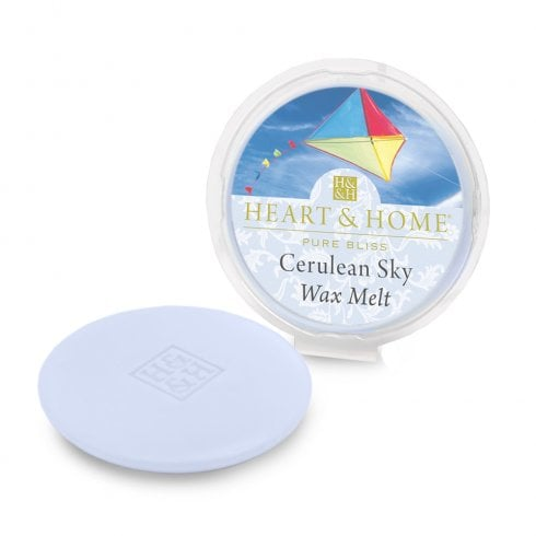 Heart & Home Wax Melt Cerulean Sky