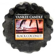 Wax Tart Melt Black Coconut