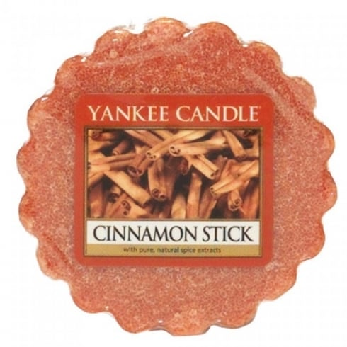 Yankee Candle Wax Tart Melt Cinnamon Stick