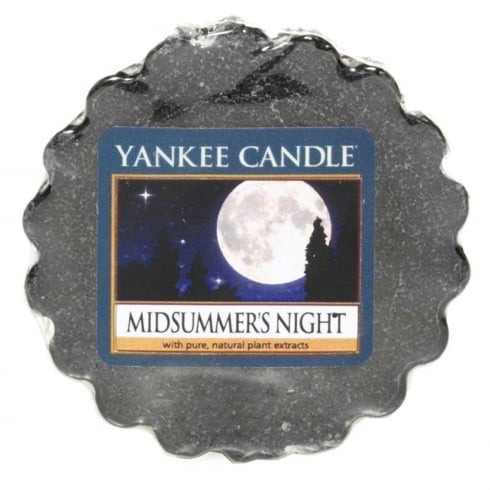 Yankee Candle Wax Tart Melt Midsummer Night