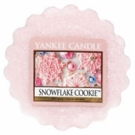 Wax Tart Melt Snowflake Cookie