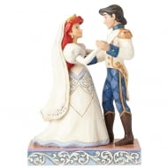 Wedding Bliss Ariel & Prince Eric Figurine