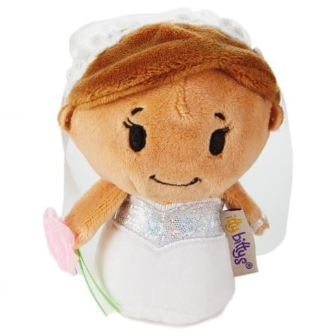Hallmark Itty Bittys Wedding Bride