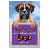 Welcome 3D Hang-up Boxer