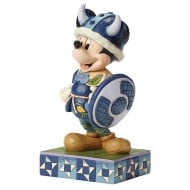 Welcome to Norway Mickey Mouse Figurine