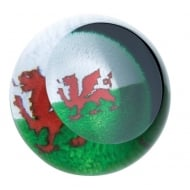 Welsh Red Dragon Paperweight