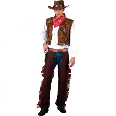 Wicked Costumes Western Cowboy (M)