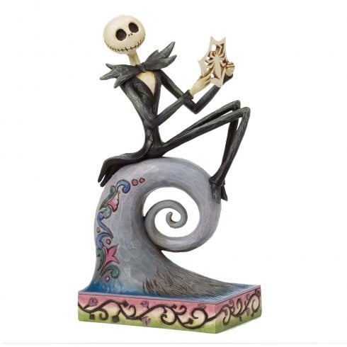 Disney Traditions Whats This Jack Figurine