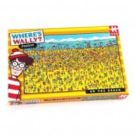 Where's Wally Junior On the Beach 250 Piece Childrens Jigsaw Puzzle