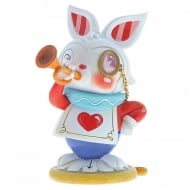 White Rabbit Figurine