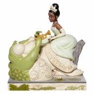 White Woodland Tiana Figurine - Bayou Beauty