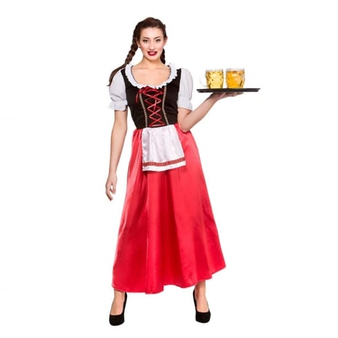 Wicked Costumes Bavarian Beer Wench Large