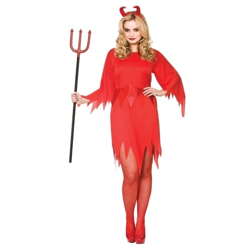 Wicked Costumes Wicked Devil Plus Size
