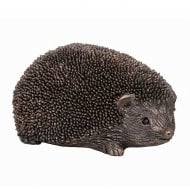 Wiggles Hedgehog Walking Small Bronze Figurine