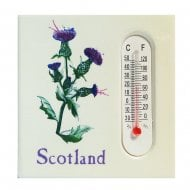 Wild Thistle Magnet & Thermometer