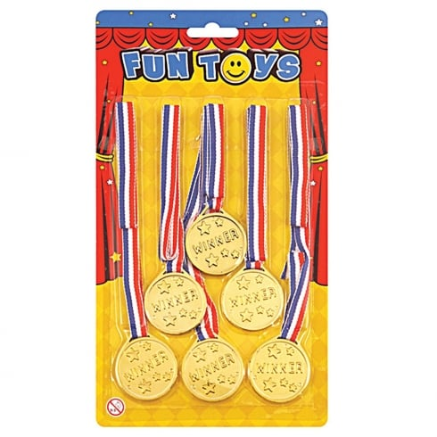 Bristol Novelty Winner Medals