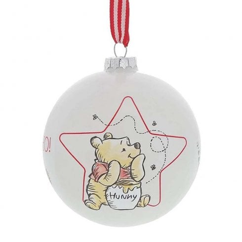 Disney Enchanting Collection Winnie the Pooh Bauble