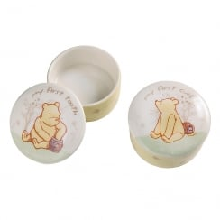 Winnie The Pooh First Tooth & Curl Boxes