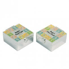 Winnie The Pooh First Tooth & Curl Metal Boxes