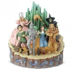 Wizard of Oz Carved By Heart Figurine