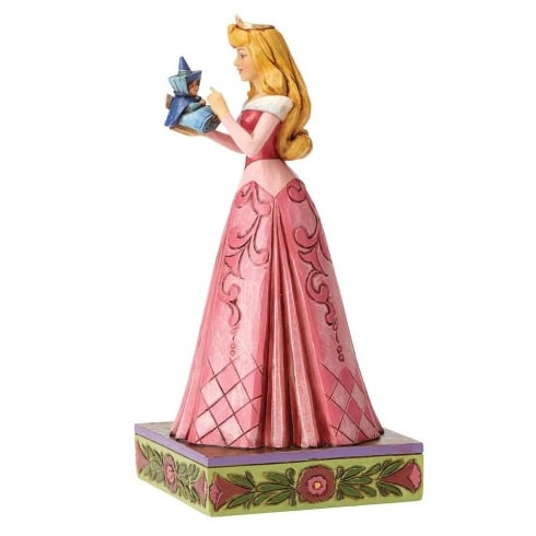 Disney Traditions Wonder and Wisdom Aurora with Fairy