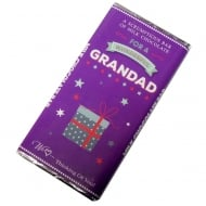 Wonderful Grandad Milk Chocolate Bar