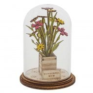Wonderful Mum Flower Figurine