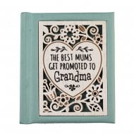 Woodcut Book Grandma
