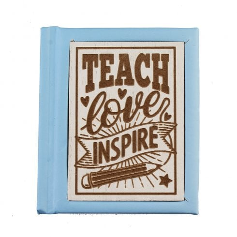 History & Heraldry Woodcut Book Teach Love Inspire
