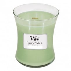 Woodwick Candle Applewood Medium Jar 9.7oz