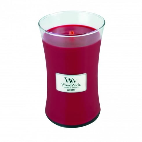 Woodwick Candle Currant Large Jar 21.5oz