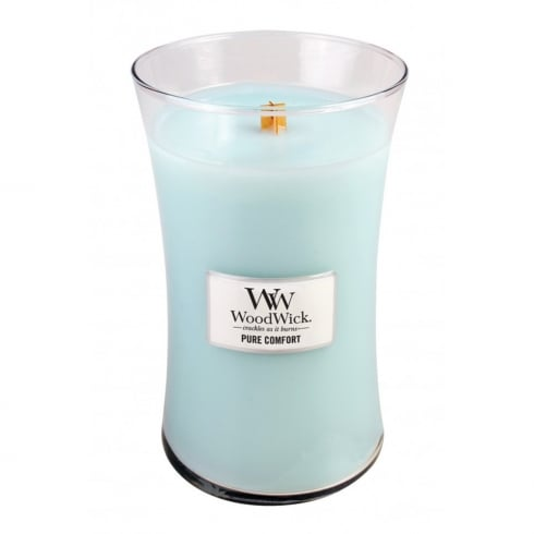 Woodwick Candle Pure Comfort Large Jar 21.5oz