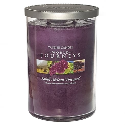 Yankee Candle World Journeys South African Vineyard Large Tumbler