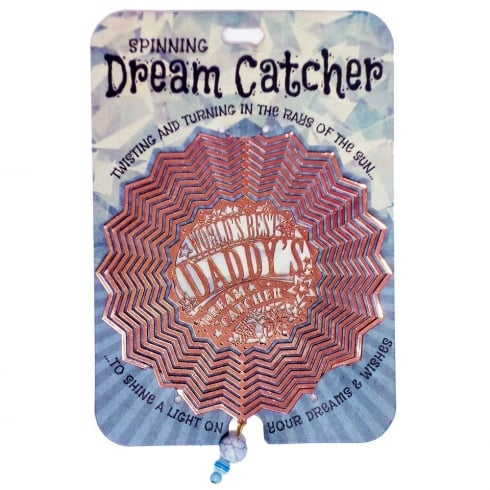 Spinning Dream Catcher Worlds Best Daddy Spinning Dream Catcher