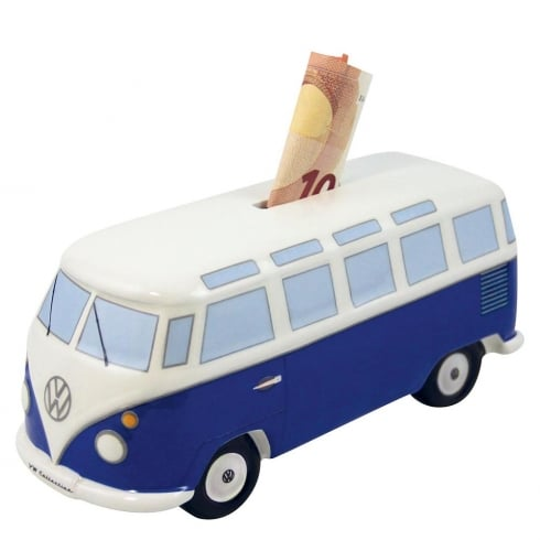 VW Collection WVT1 Money Bank Blue