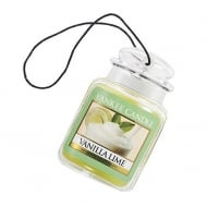 Vanilla Lime Ultimate Car Jar Air Freshener