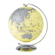 Yellow Light-Up Globe