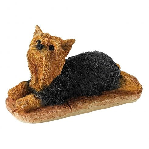 Border Fine Arts Yorkshire Terrier Lying