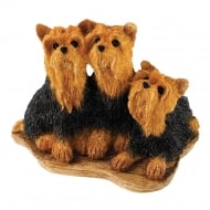 Yorkshire Terriers Figurine