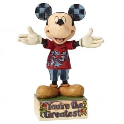You re The Greatest Dad Mickey Mouse Figurine