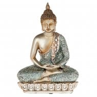 Zen Blue Buddha Medium